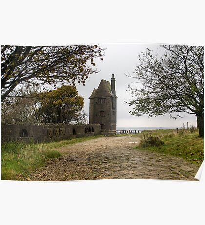 Pigeon Tower View. Poster