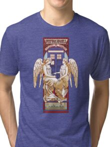 Angel Nouveau Tri-blend T-Shirt