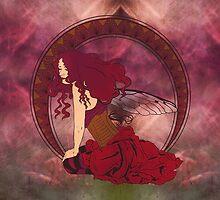 Fairy Nouveau by Nana Leonti