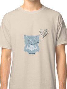 Little Vintage Singing Owl Classic T-Shirt