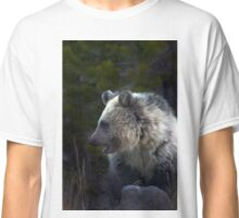 Grizzly Cub-Signed-#3644 Classic T-Shirt