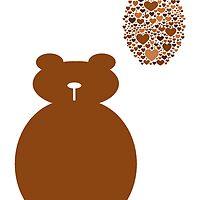 Bear Love by SlushyCheese