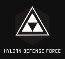 Hylian Defense Force by Creative Runaway