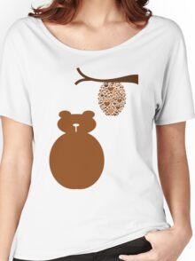 Bear Love Women's Relaxed Fit T-Shirt