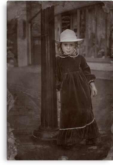 Child Of The Street by Patricia Jacobs CPAGB LRPS BPE4