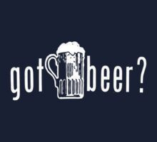 Got Beer? by designCENTRAL