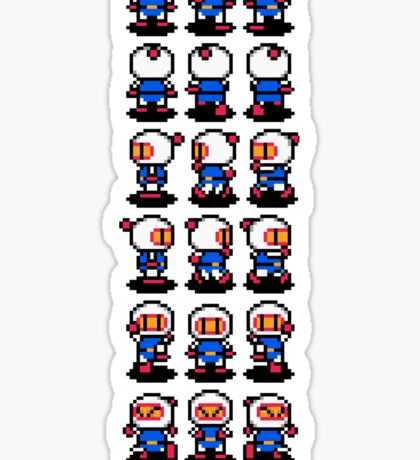 Bomberman Sticker