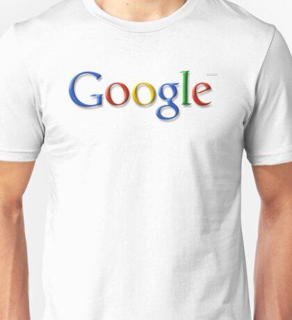 Google Minus Unisex T-Shirt
