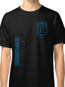 Ingress Resistance - Alt colors with text Classic T-Shirt