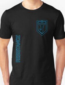 Ingress Resistance - Alt colors with text T-Shirt