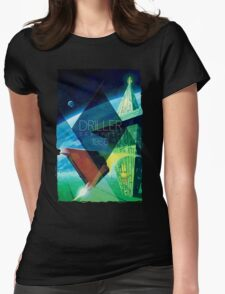 Driller Womens Fitted T-Shirt