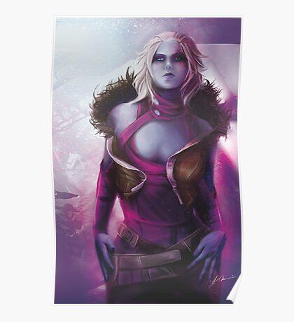 Queen Mara Sov Poster