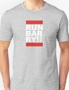 Run Barry, Run! (black) T-Shirt