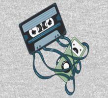 Cassettes Revenge shirt by Pydrex