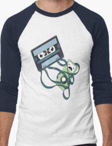 Cassettes Revenge shirt Men's Baseball ¾ T-Shirt