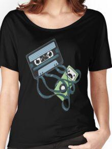 Cassettes Revenge shirt Women's Relaxed Fit T-Shirt