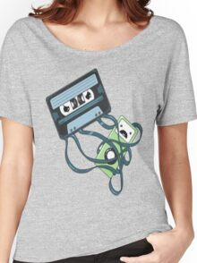 Cassettes Revenge shirt Women's Relaxed Fit T-Shirt