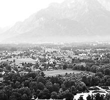 Salzburg 3 by Jane Ruttkayova