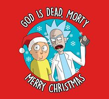 Rick & Morty -  Merry Christmas Unisex T-Shirt