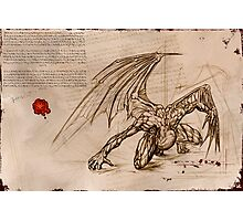 Draconis Birth Photographic Print