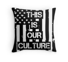 American Beauty/American Psycho (Fall Out Boy) Throw Pillow