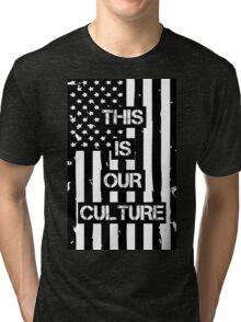 American Beauty/American Psycho (Fall Out Boy) Tri-blend T-Shirt