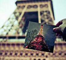 Take me to Paris by ramosnuno