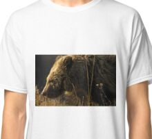 Grizzly Bear Cub-Signed-#4414 Classic T-Shirt