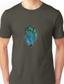 Peacock Angel's Reliquary Unisex T-Shirt