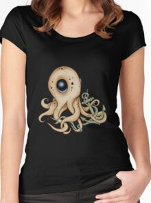 Anchor Me Women's Fitted Scoop T-Shirt