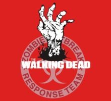 The Walking Dead Baby Tee