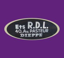 ALPINE - Ets R.D.L. Dieppe by recess