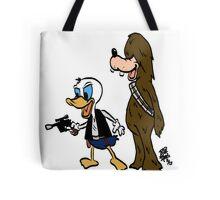 Duck Solo Tote Bag