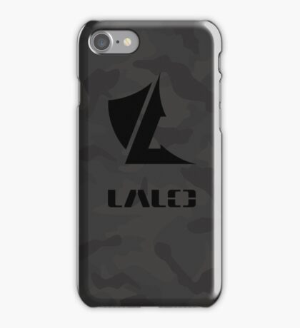 Lalo_Camoflage iPhone Case/Skin