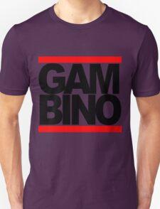 RUN GAMBINO Unisex T-Shirt