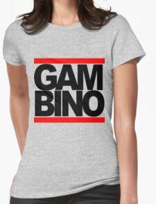 RUN GAMBINO Womens Fitted T-Shirt