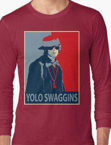 Yolo Swaggins Long Sleeve T-Shirt