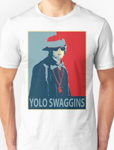 Yolo Swaggins Unisex T-Shirt