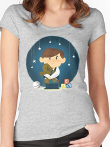 Lil' Han Women's Fitted Scoop T-Shirt