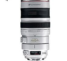 Digital camera zoom lenses - Canon EF 100-400mm F4.5-5.6L IS by cameraland