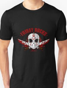 friday the 13th friday rocks T-Shirt