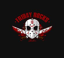 friday the 13th friday rocks Unisex T-Shirt