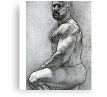 """Simplicity 5"" Canvas Print"
