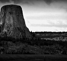 Devils Tower by Nathan Jekich