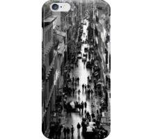 Rome, downshot iPhone Case/Skin