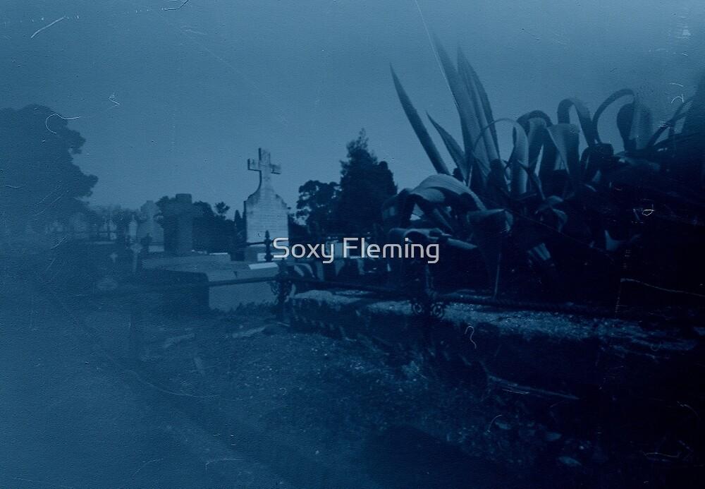 cross by Soxy Fleming