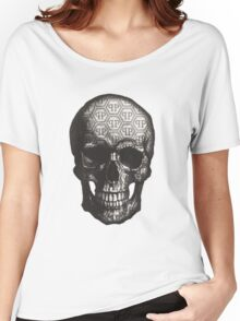 Famous Skull Women's Relaxed Fit T-Shirt