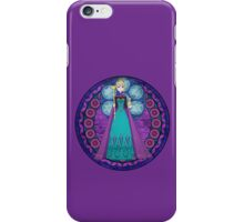 Queen Elsa iPhone Case/Skin