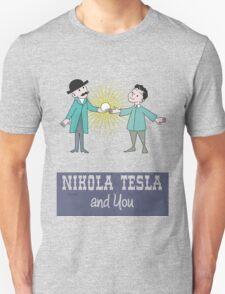 Nikola Tesla & You T-Shirt
