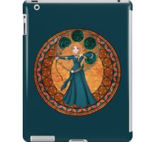 Merida iPad Case/Skin
